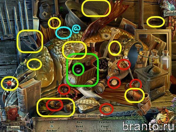 Подскажите, где найти Ключ к игре тайна зеркала.