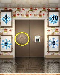 Прохождение игры 100 дверей сезоны уровень 20