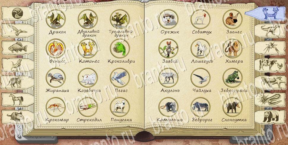 Рецепты в алхимии животные