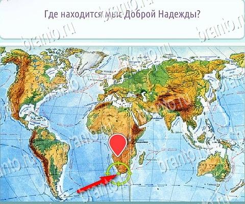 Красная море где находится
