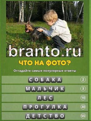 Ответ что на фото ответы на игру