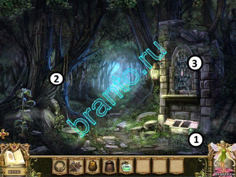 Прохождение игры Пробуждение: Лунный лес