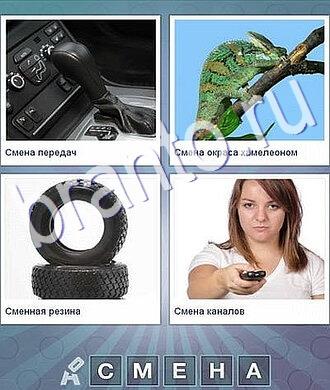 Коробка передач машины, ягуар хамелеон, колёса, девушка с пультом