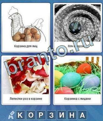 курица, мяч, лепестки розы, яйца