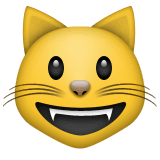 Эмодзи коты