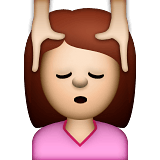 Guess the Emoji answers Head Massage