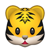 Guess the Emoji, EmojiNation answers tiger face Ответы голова тигра