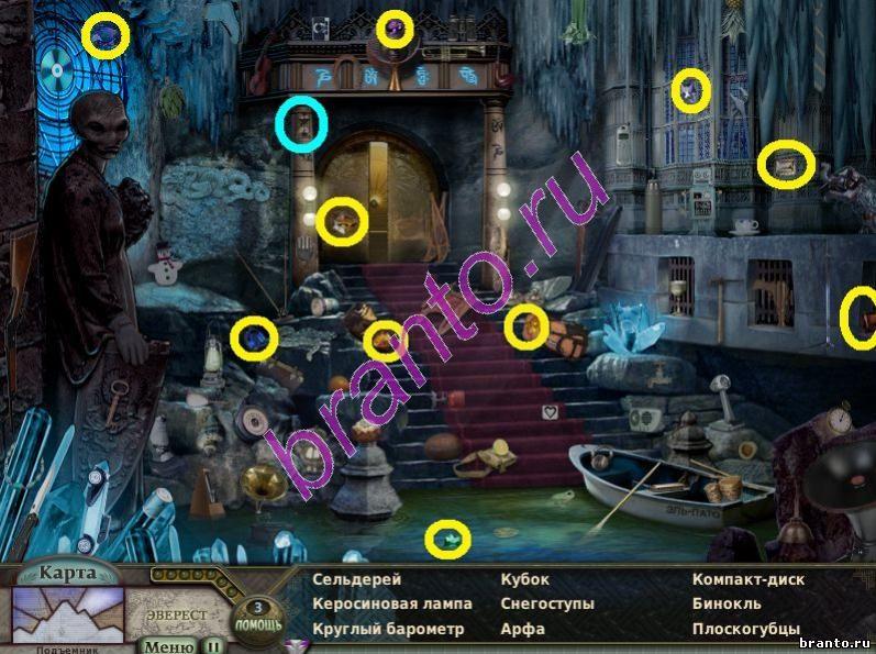 Прохождение Игры Hidden Expedition