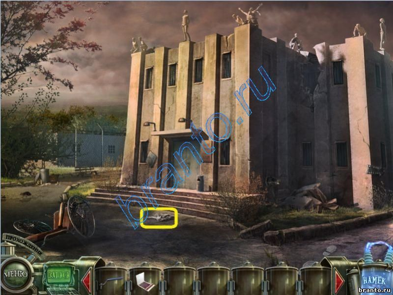 Как пройти игру Дома с Привидениями: Клиника Зеленые Холмы