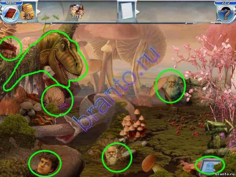 Прохождение игры Грибная Эра в картинках.