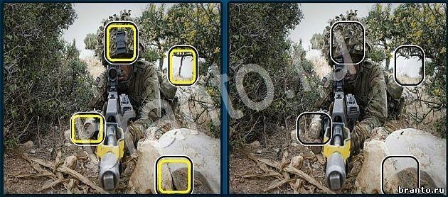 Подсказки на игру найди отличия на двух картинках