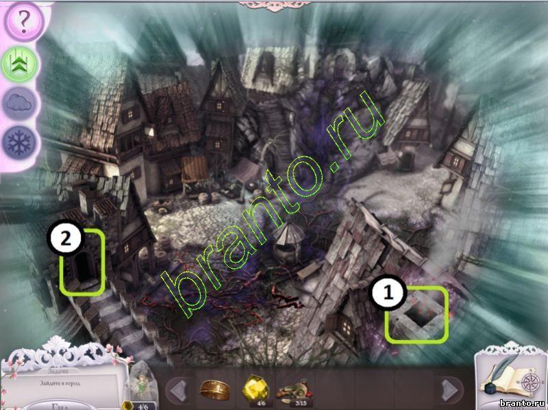 Принцесса Изабелла: Проклятие Ведьмы - Прохождение игры