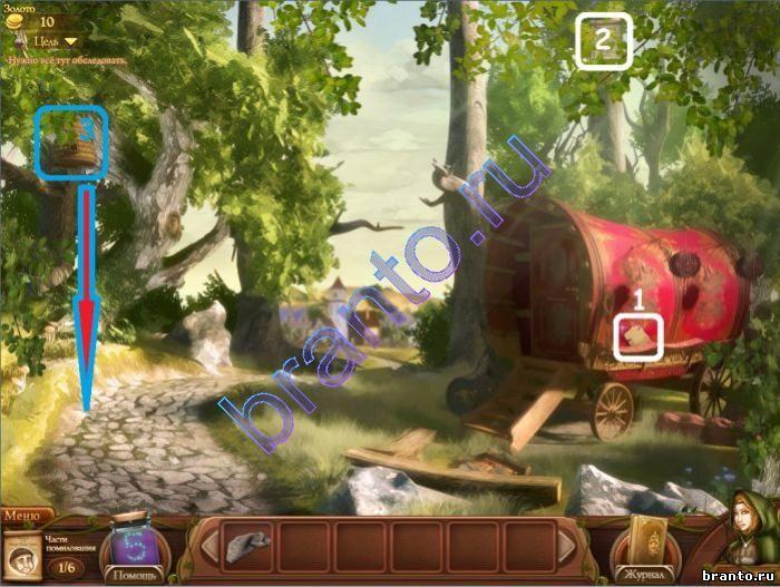 Прохождение игры Приключения Робин. Рождение легенды