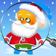 Ответы на однако уровни зрелище Найди Деда Мороза