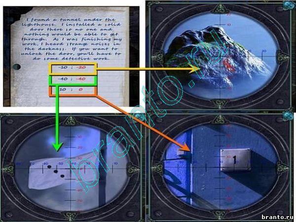 Прохождение игры Гиблые земли Бессонница что делать с телескопом или подзорной трубой, на флаге точки